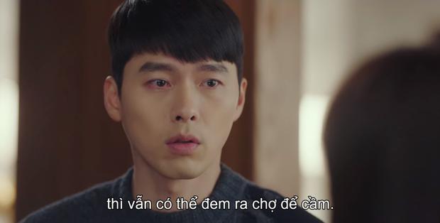 Tặng quà bồ mà bẽn lẽn như trai mới lớn, Hyun Bin khiến Son Ye Jin ham hố đeo nhầm nhẫn ở Crash Landing On You tập 13 - Ảnh 3.