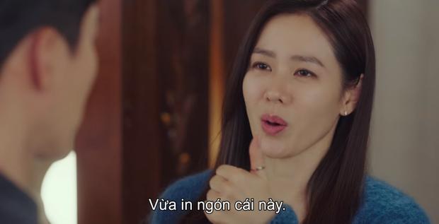 Tặng quà bồ mà bẽn lẽn như trai mới lớn, Hyun Bin khiến Son Ye Jin ham hố đeo nhầm nhẫn ở Crash Landing On You tập 13 - Ảnh 5.