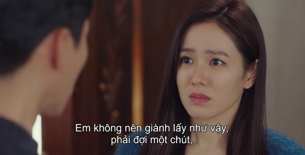 Tặng quà bồ mà bẽn lẽn như trai mới lớn, Hyun Bin khiến Son Ye Jin ham hố đeo nhầm nhẫn ở Crash Landing On You tập 13 - Ảnh 7.