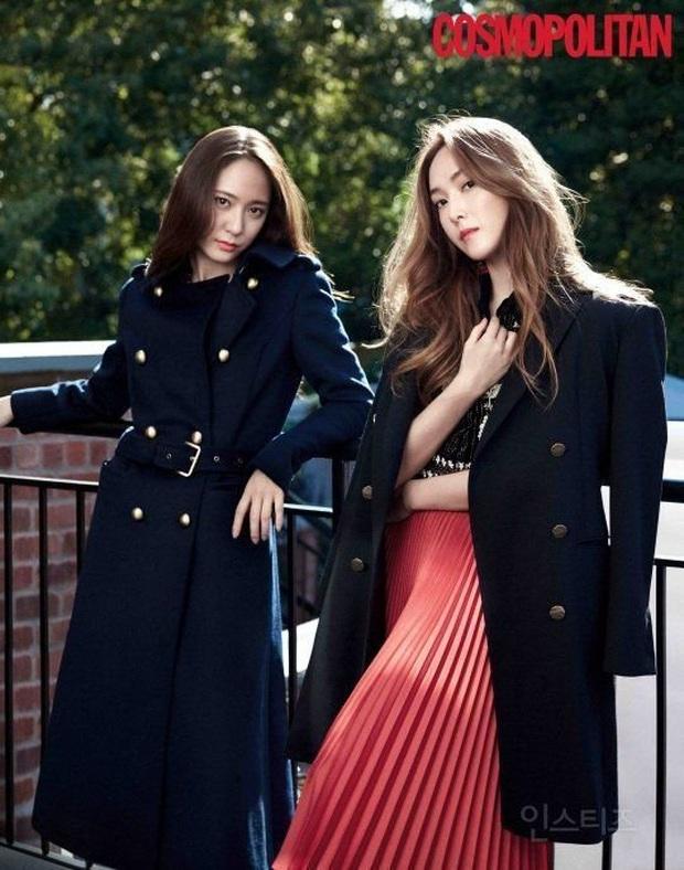 Trầm trồ 6 cặp anh chị em quyền lực nhất Kbiz: Gen quá trội, chị em Dara, Jessica, mỹ nhân TWICE chưa đỉnh bằng Kim Tae Hee - Ảnh 1.