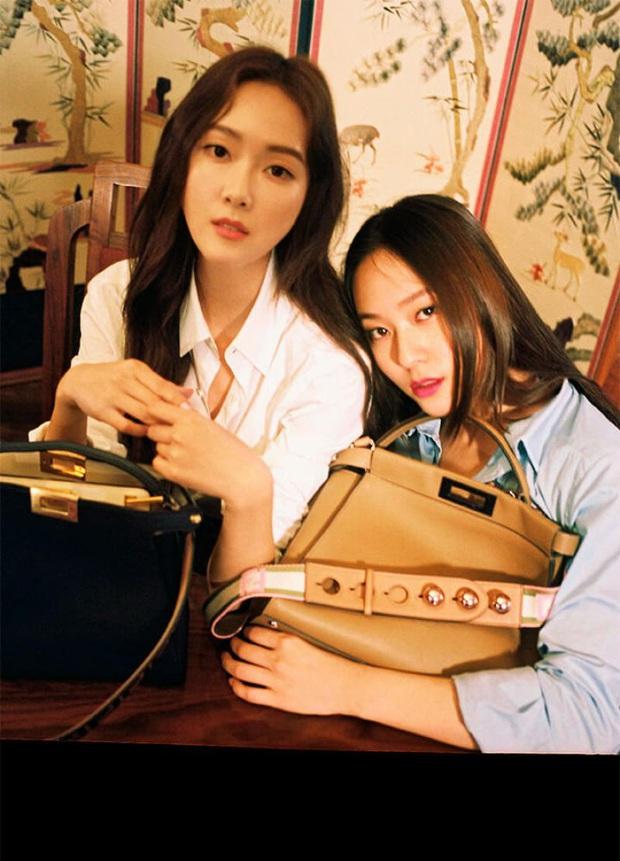 Trầm trồ 6 cặp anh chị em quyền lực nhất Kbiz: Gen quá trội, chị em Dara, Jessica, mỹ nhân TWICE chưa đỉnh bằng Kim Tae Hee - Ảnh 4.