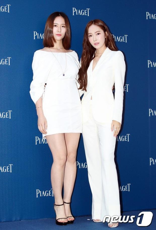 Trầm trồ 6 cặp anh chị em quyền lực nhất Kbiz: Gen quá trội, chị em Dara, Jessica, mỹ nhân TWICE chưa đỉnh bằng Kim Tae Hee - Ảnh 3.