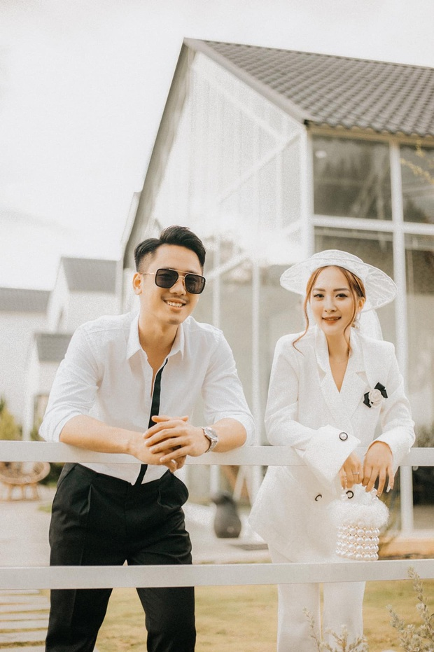 Ngày lành tháng tốt: Hết Duy Mạnh đám cưới lại đến em họ sang chảnh, sexy của Hương Tràm tổ chức đám hỏi - Ảnh 4.