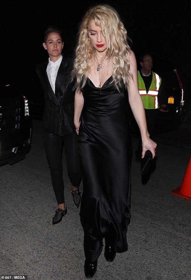 Dàn sao khủng đổ bộ tiệc tiền Oscar: Miley - Brooklyn bỗng đụng độ tình cũ, Tiffany, CL và dàn sao Ký Sinh Trùng gây sốt - Ảnh 15.