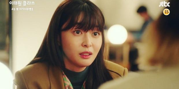 Tình đầu vô liêm sỉ của Park Seo Joon ở Tầng Lớp Itaewon: Ăn cháo đá luôn người nấu, làm việc xấu xong còn giả ngơ? - Ảnh 15.