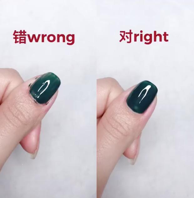 Cách sơn đúng chuẩn thợ làm nails và mẹo vẽ đầu móng siêu dễ mà các chị em phải học ngay - Ảnh 1.