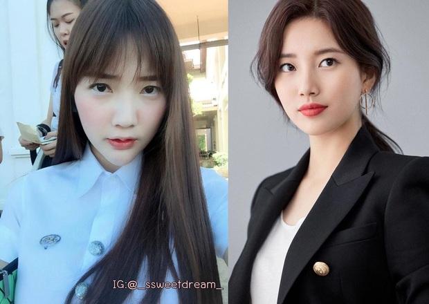 Tìm anh chị em thất lạc sao Thái ở Kbiz: Push - Ji Chang Wook, bản sao Jimin (BTS) bất ngờ, Nong Poy giống nữ thần nào? - Ảnh 40.