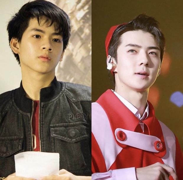 Tìm anh chị em thất lạc sao Thái ở Kbiz: Push - Ji Chang Wook, bản sao Jimin (BTS) bất ngờ, Nong Poy giống nữ thần nào? - Ảnh 34.