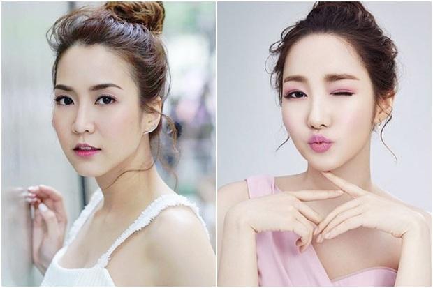 Tìm anh chị em thất lạc sao Thái ở Kbiz: Push - Ji Chang Wook, bản sao Jimin (BTS) bất ngờ, Nong Poy giống nữ thần nào? - Ảnh 18.