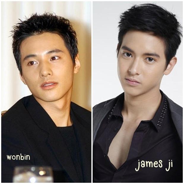 Tìm anh chị em thất lạc sao Thái ở Kbiz: Push - Ji Chang Wook, bản sao Jimin (BTS) bất ngờ, Nong Poy giống nữ thần nào? - Ảnh 7.