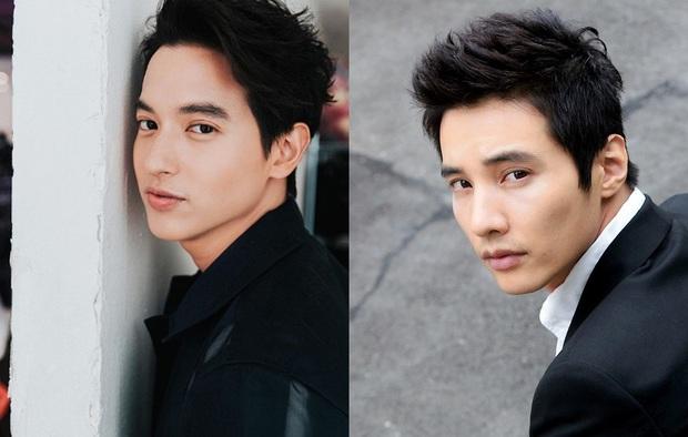 Tìm anh chị em thất lạc sao Thái ở Kbiz: Push - Ji Chang Wook, bản sao Jimin (BTS) bất ngờ, Nong Poy giống nữ thần nào? - Ảnh 6.