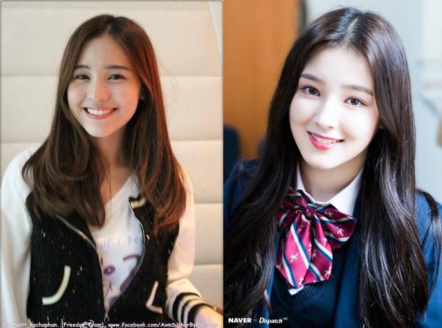 Tìm anh chị em thất lạc sao Thái ở Kbiz: Push - Ji Chang Wook, bản sao Jimin (BTS) bất ngờ, Nong Poy giống nữ thần nào? - Ảnh 25.