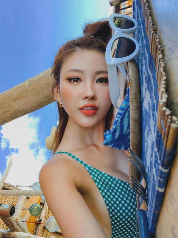 """Là cô dâu đầu tiên chơi lớn đính đá lên mắt, dễ là Quỳnh Anh vừa """"mở bát"""" cho xu hướng makeup cô dâu hot hit nhất 2020 - Ảnh 9."""