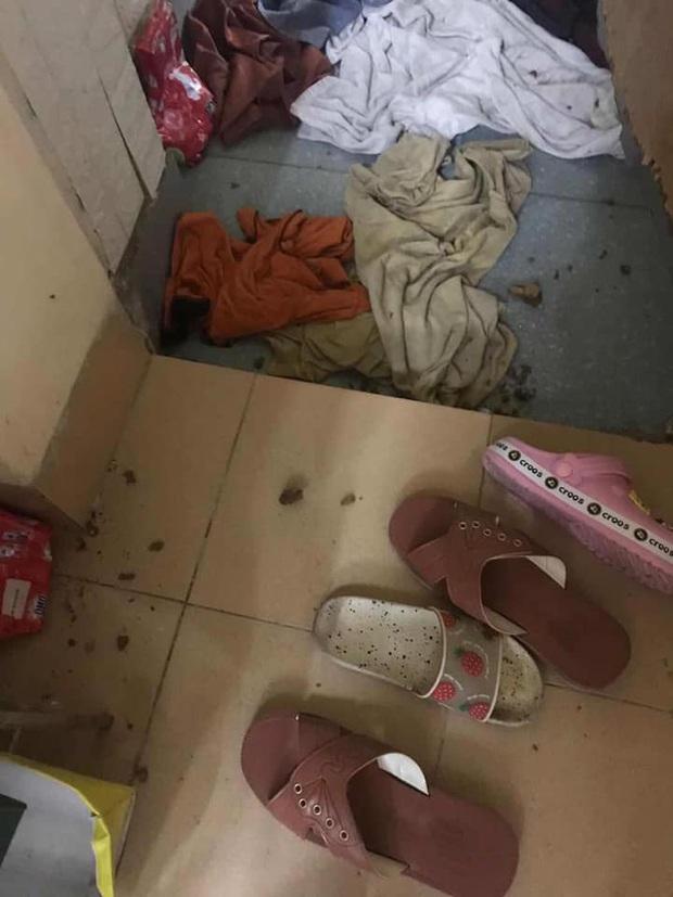 Em gái nuôi ở bẩn kinh hoàng bị bóc phốt lên mạng xã hội: Phòng trọ bừa bộn, bát đũa mốc meo, bốc mùi thum thủm - Ảnh 3.