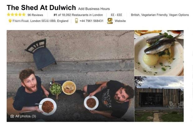 Những địa điểm du lịch quái dị nhất nước Anh được đánh giá rất cao trên mạng: Từ một… cái lỗ trên tường đến vòng xoay trồng toàn cỏ? - Ảnh 14.