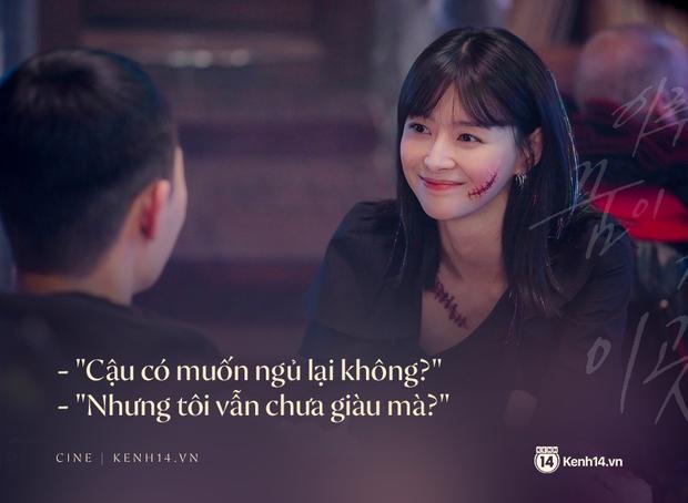 Hà Lan Mắt Biếc và Soo Ah của Tầng Lớp Itaewon: Những cô gái thực dụng, không yêu đàn ông nghèo có đáng bị căm ghét? - Ảnh 10.