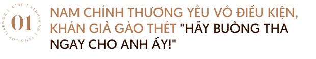 Hà Lan Mắt Biếc và Soo Ah của Tầng Lớp Itaewon: Những cô gái thực dụng, không yêu đàn ông nghèo có đáng bị căm ghét? - Ảnh 1.