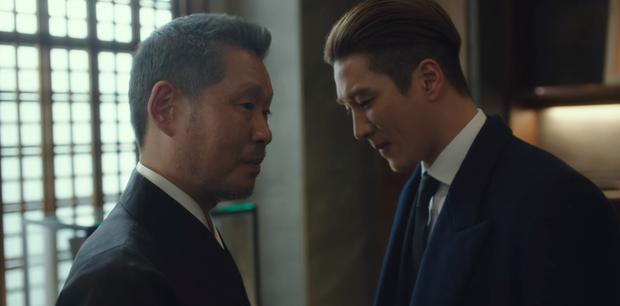 Bị bố ruột khai tử ở Tầng Lớp Itaewon tập 10, với Geun Won tình thương là thứ xa xỉ nhất trên đời! - Ảnh 4.