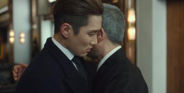 Bị bố ruột khai tử ở Tầng Lớp Itaewon tập 10, với Geun Won tình thương là thứ xa xỉ nhất trên đời! - Ảnh 3.
