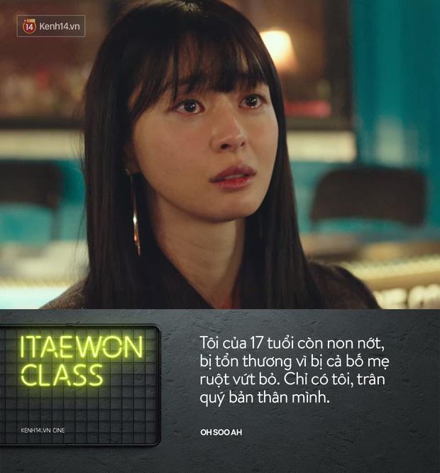 Giải mã nội tâm nữ phụ Tầng Lớp Itaewon: Với món nợ ân tình vẫn còn chưa trả nổi, chừng nào Soo Ah mới dám mở lòng? - Ảnh 8.