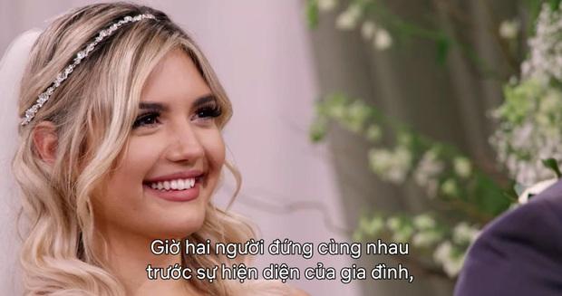 Love Is Blind (Netflix): Bị từ chối ngay tại lễ đường, cô dâu giận dữ bỏ chạy trước sự bàng hoàng của người thân! - Ảnh 1.