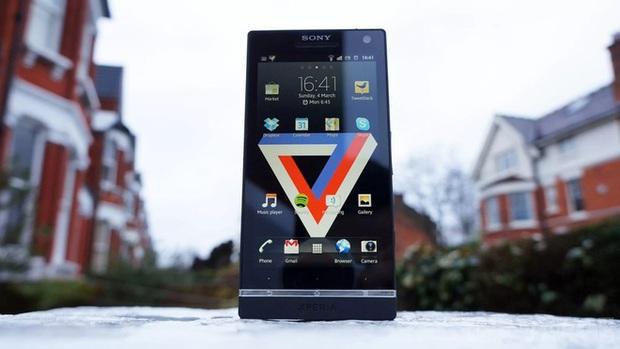 Ngược dòng thời gian: Xperia S - chiếc điện thoại ấn tượng đánh dấu thời hậu chia tay giữa Sony và Ericsson - Ảnh 1.