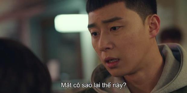 3 khoảnh khắc tình bể bình của Park Seo Joon và điên nữ Tầng Lớp Itaewon: Hết cưỡng hôn lại đến ăn nằm cùng nhau - Ảnh 7.