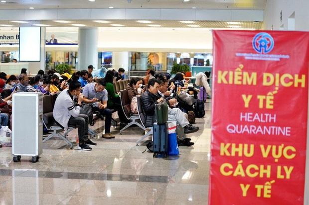 Nội Bài, Tân Sơn Nhất dừng đón chuyến bay từ Hàn Quốc - Ảnh 12.