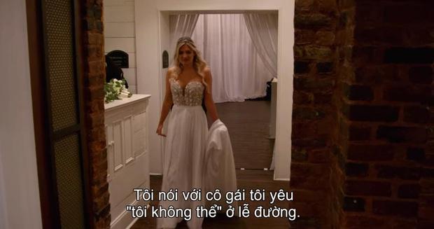 Love Is Blind (Netflix): Bị từ chối ngay tại lễ đường, cô dâu giận dữ bỏ chạy trước sự bàng hoàng của người thân! - Ảnh 12.