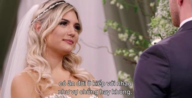 Love Is Blind (Netflix): Bị từ chối ngay tại lễ đường, cô dâu giận dữ bỏ chạy trước sự bàng hoàng của người thân! - Ảnh 3.