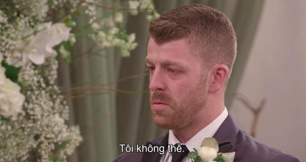Love Is Blind (Netflix): Bị từ chối ngay tại lễ đường, cô dâu giận dữ bỏ chạy trước sự bàng hoàng của người thân! - Ảnh 4.