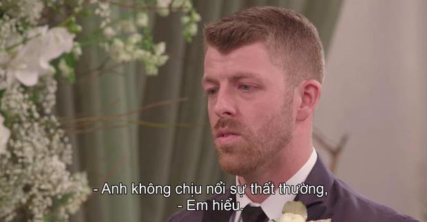 Love Is Blind (Netflix): Bị từ chối ngay tại lễ đường, cô dâu giận dữ bỏ chạy trước sự bàng hoàng của người thân! - Ảnh 5.