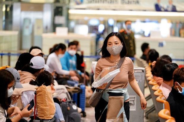 Nội Bài, Tân Sơn Nhất dừng đón chuyến bay từ Hàn Quốc - Ảnh 10.