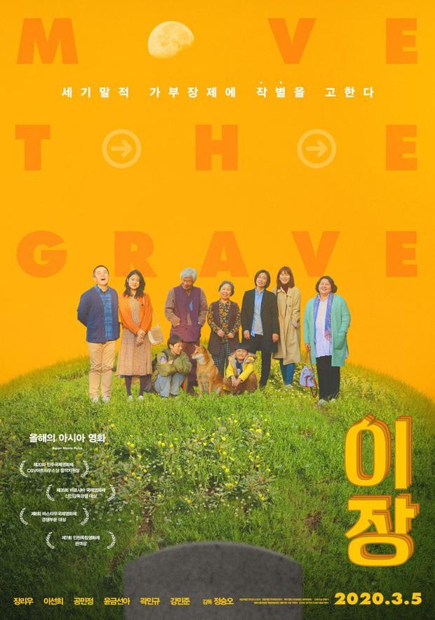 Điện ảnh Hàn tháng 3: Cuộc đổ bộ của thiên tài lừa đảo Parasite và binh đoàn nữ thần nhan sắc mượt mà của xứ Kim Chi - Ảnh 6.