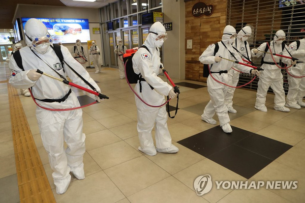 Hàn Quốc: Thêm 3 người thiệt mạng vì virus corona, 586 trường hợp nhiễm mới, tổng số ca mắc bệnh vượt 3700 - Ảnh 2.