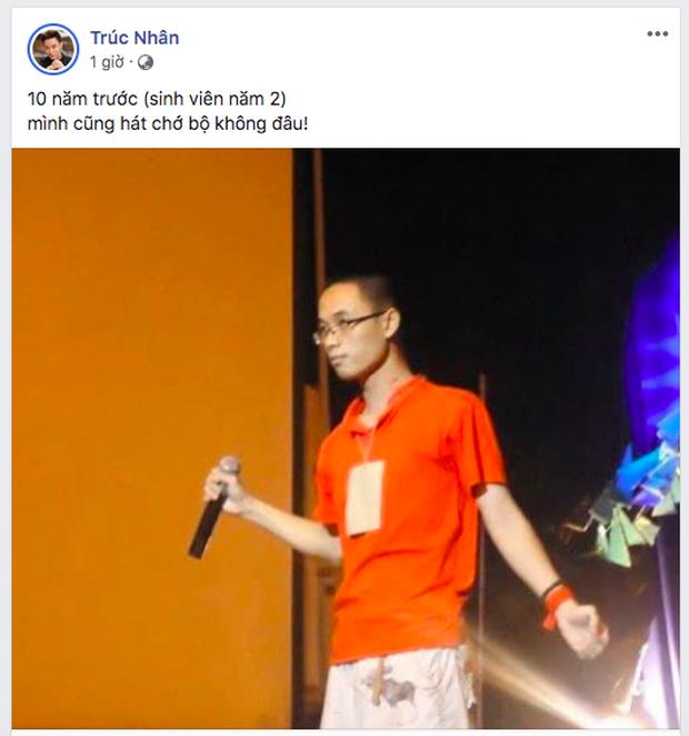 Góc hốt hoảng: Trúc Nhân 10 năm trước mình hạc xương mai đến mức Thu Minh muốn trả về Ban tổ chức nếu gặp ở The Voice 2012 - Ảnh 1.