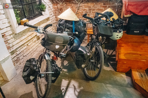 Cặp chồng Tây vợ Việt đi 16.000km từ Pháp về Việt Nam bằng xe đạp: Hy vọng chúng tôi có thể truyền cảm hứng cho những ai muốn theo đuổi giấc mơ của mình - Ảnh 9.