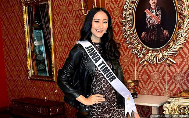Thêm chiến binh khủng Miss Universe lộ diện: Mỹ nhân Indonesia cao 1m78, cử nhân ngành luật với thần thái rạng ngời - Ảnh 9.
