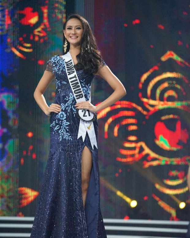 Thêm chiến binh khủng Miss Universe lộ diện: Mỹ nhân Indonesia cao 1m78, cử nhân ngành luật với thần thái rạng ngời - Ảnh 8.