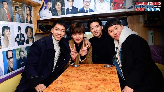 Chàng rể quốc dân Lee Seung Gi bất ngờ bị soi lại khoảnh khắc lộ vùng nhạy cảm trên show thực tế - Ảnh 3.