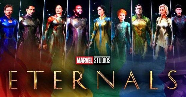 Bom tấn The Eternals của Marvel bị hội mẹ bỉm sữa Mỹ tẩy chay vì có nụ hôn đồng tính - Ảnh 1.
