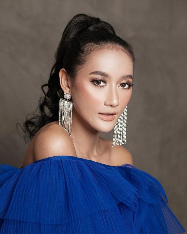 Thêm chiến binh khủng Miss Universe lộ diện: Mỹ nhân Indonesia cao 1m78, cử nhân ngành luật với thần thái rạng ngời - Ảnh 7.