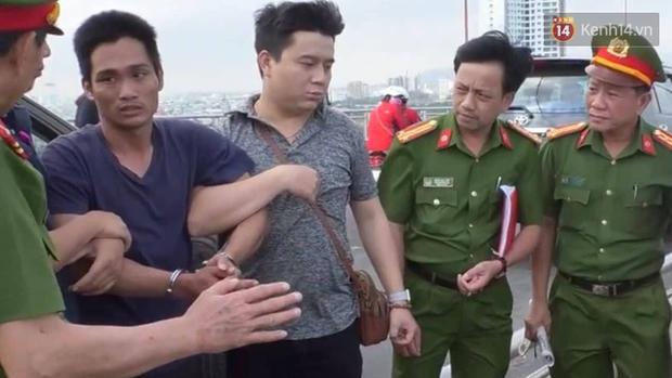Vụ cha sát hại con 8 tuổi rồi phi tang xác xuống sông Hàn: Đề nghị truy tố tội giết người - Ảnh 1.