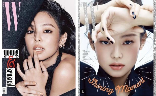 Tự hào quá Jennie ơi: Là nghệ sĩ Hàn đầu tiên lên full 6 tạp chí lớn, xịn thế này rồi ai đọ lại chị! - Ảnh 4.