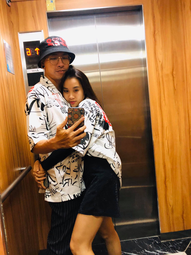 Khi sao Vbiz bất ngờ công khai nửa kia: Phương Oanh và bạn trai cực tình, Kathy Uyên yêu bạn thân vợ chồng Hà Tăng sau 7 năm? - Ảnh 10.