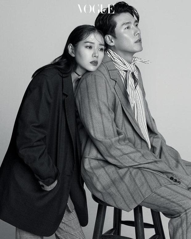Bộ ảnh tạp chí bỗng trở lại của bộ đôi Hyun Bin và Son Ye Jin: 2 cực phẩm áp sát vào nhau thế này, dân tình sống sao? - Ảnh 6.