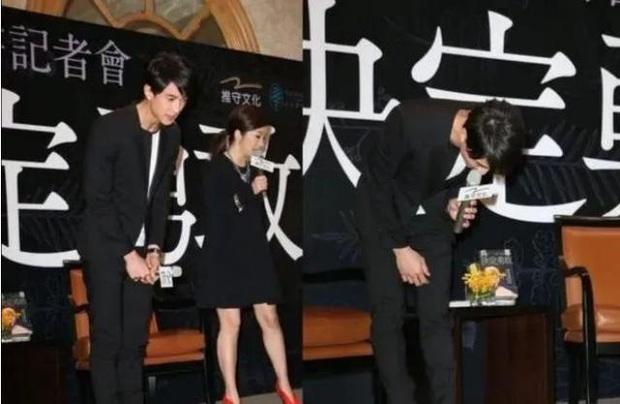 Cái kết đắng của sao Cbiz giấu giếm chuyện tình cảm: Fan Ngô Tôn tố idol lừa đảo, Lưu Đức Hoa bị yêu cầu rời khỏi showbiz - Ảnh 7.