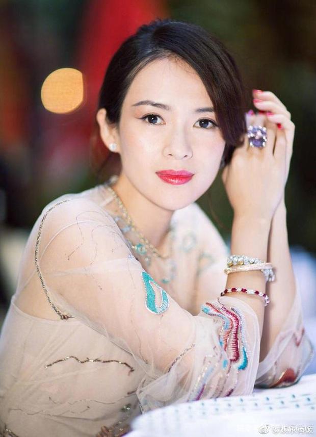 Cnet bình chọn 9 đại mỹ nhân Trung Quốc: Quan Chi Lâm - Vương Tổ Hiền là tượng đài nhan sắc, Lưu Diệc Phi đặc biệt nhất - Ảnh 36.