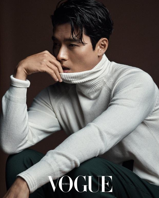Bộ ảnh tạp chí bỗng trở lại của bộ đôi Hyun Bin và Son Ye Jin: 2 cực phẩm áp sát vào nhau thế này, dân tình sống sao? - Ảnh 10.