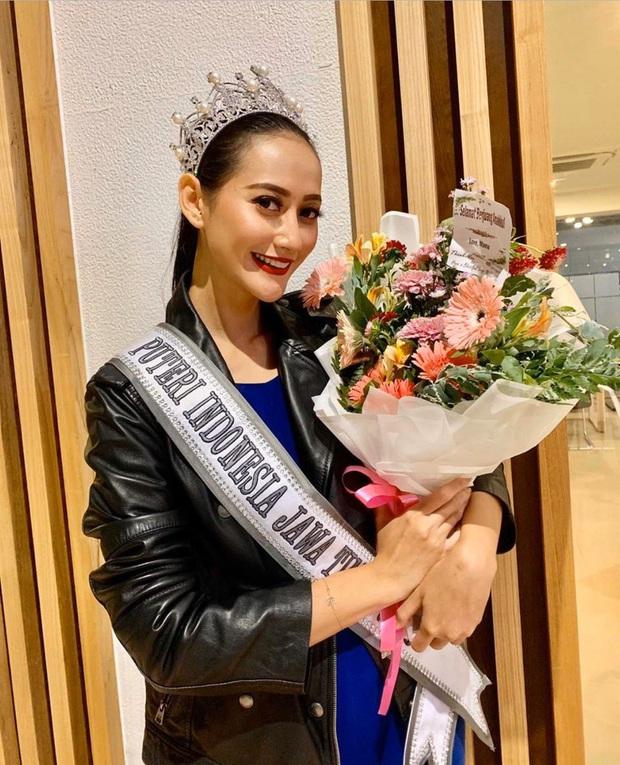 Thêm chiến binh khủng Miss Universe lộ diện: Mỹ nhân Indonesia cao 1m78, cử nhân ngành luật với thần thái rạng ngời - Ảnh 4.